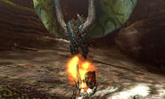 MH4-Azure Rathalos Screenshot 003