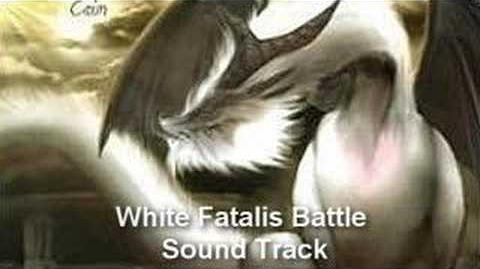 Monster Hunter White Fatalis Battle Sountrack
