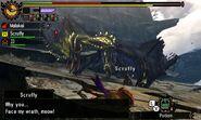 MH4U-Chaotic Gore Magala Screenshot 008