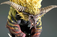Capcom Figure Builder Creator's Model Golden Rajang 004