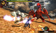 MH4U-Khezu and Red Khezu Screenshot 001