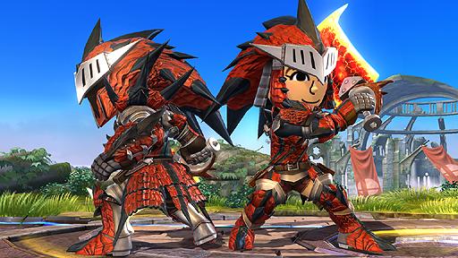 File:SSB4-Rathalos Armor Screenshot 002.jpg