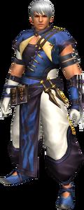 FrontierGen-Hiten Armor (Male) (Both) (Front) Render 004