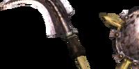 Hunter's Dagger (MH3U)