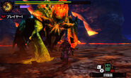 MH4U-Raging Brachydios Screenshot 001