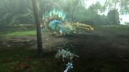 MHP3-Zinogre Screenshot 014