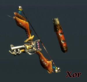 Wroggi Revolver I
