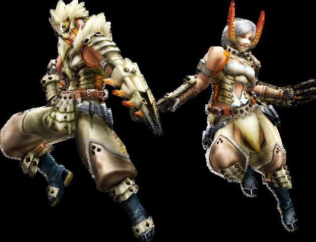 File:FrontierGen-Barioth Armor (Gunner) (Both) Render 2.png