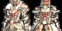 White Fatalis Armor (Blade)