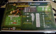 Hammer controls