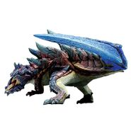 Capcom Figure Builder-Glavenus Figure 001