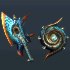 MH3U-Sword and Shield Render 029