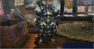 Steel Uragaan Armor