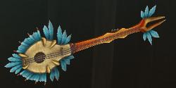 FrontierGen-Hunting Horn 999 Render 000