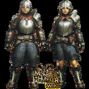 MH3U Chainmail Armor