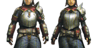 Chainmail S Armor (Blademaster) (MH3U)