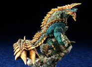 Capcom Figure Builder Creator's Model Zinogre 004