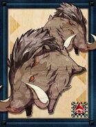MHCM-Bullfango Card 002