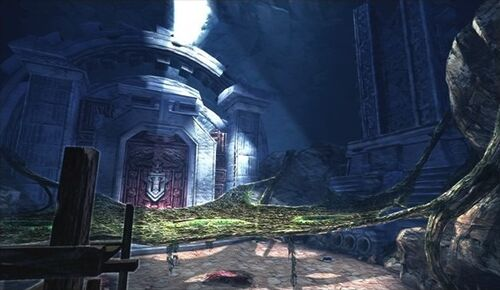 MH4-3D Arena Screenshot 001