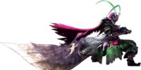 MH4U: Weapons