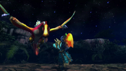 MH3U-Crimson Qurupeco Screenshot 007