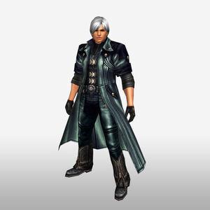 FrontierGen-Dante Armor 008 (Male) (Both) (Front) Render