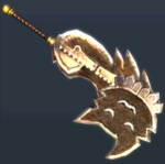 MH3U-Switch Axe Render 045