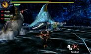 MH4U-Zamtrios and Lagombi Screenshot 001