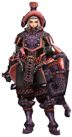 File:FrontierGen-Cham G Armor (Gunner) (Female) Render 001.png