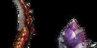 Twin Shells (MHFU)