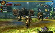 MH4U-Deviljho and Black Gravios Screenshot 002