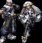 FrontierGen-Hiten Armor (Both) Render 2