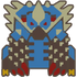 MH3U-Arzuros Icon.png