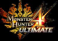MH4U logo