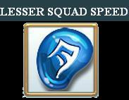 Rune Lesser squad speed