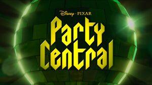 Party central logo