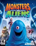 Monsters vs Aliens Game