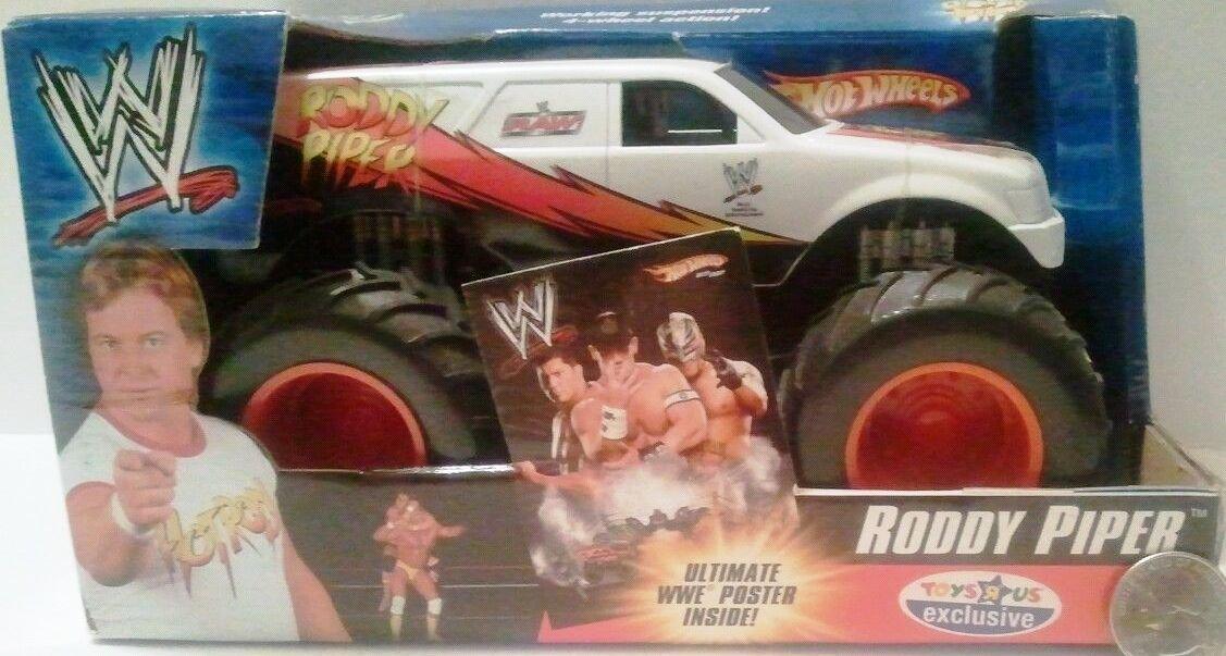 Roddy Piper | Monster Trucks Wiki | Fandom powered by Wikia