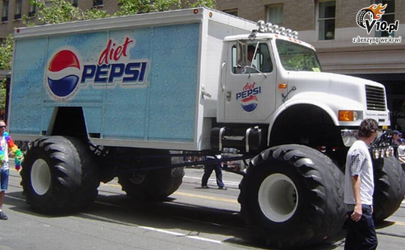 Pepsi | Monster Trucks Wiki | Fandom powered by Wikia