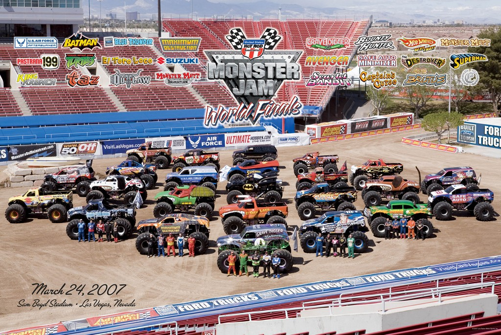 Monster Jam Las Vegas >> Monster Jam World Finals 8 | Monster Trucks Wiki | FANDOM powered by Wikia