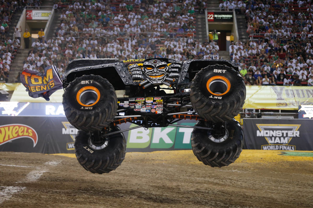 Tom Meents driver of MAX-D interviewed at Ford Field - YouTube |Tom Meents Monster Truck Driver