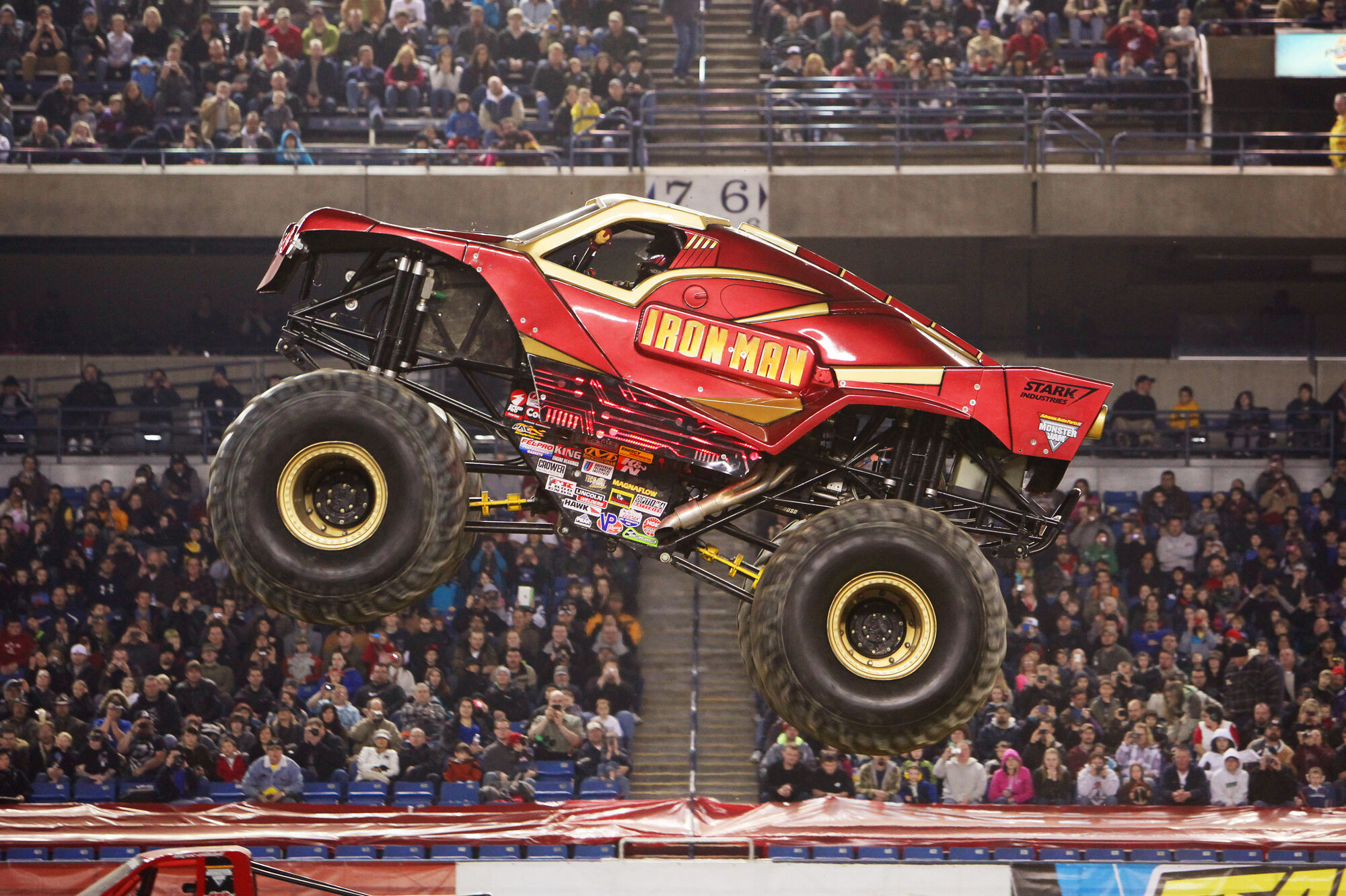 Ausmalbild Madusa Monster Truck: FANDOM Powered By Wikia