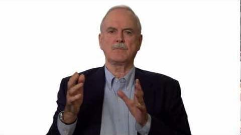 John Cleese Carefully Considers Your Futile Comments