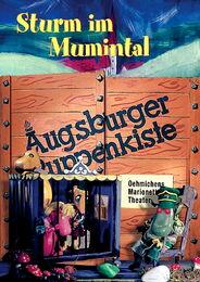 Sturm in mumintal dvd case