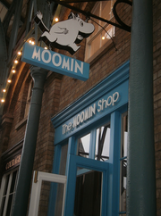 Moomins shop