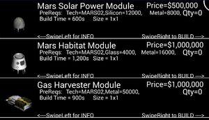 Mars Habitat Module