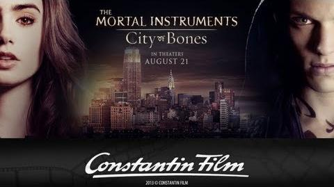 TMI City of Bones Official Trailer 3 HD