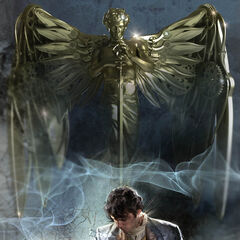 Textless version of the repackaged cover