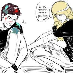Emma &amp; <a href=