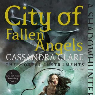 <i>City of Fallen Angels</i> repackaged US edition